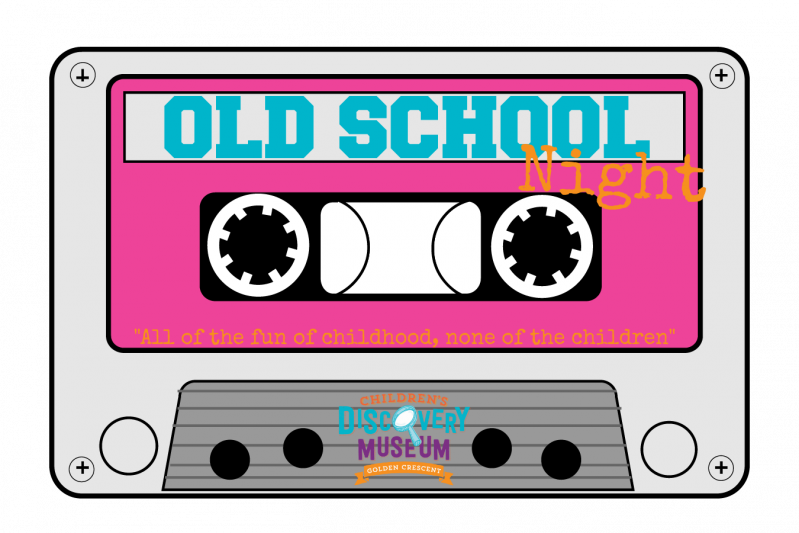 clipart black and white library Children s discovery museum. 80's clipart cassette player