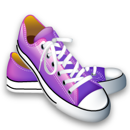 vector transparent library 80's clipart high top sneaker. Shoes icon s iconset