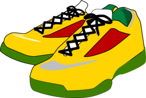 clip library stock 80's clipart high top sneaker. Running shoes free on