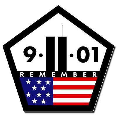 banner black and white download Home remember . 9 11 clipart logo