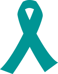 clip art royalty free download For cancer teal clip. 9 11 clipart ribbon.