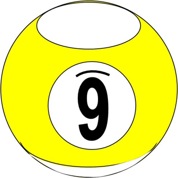 clip library library 9 ball clipart. Billiard free images at