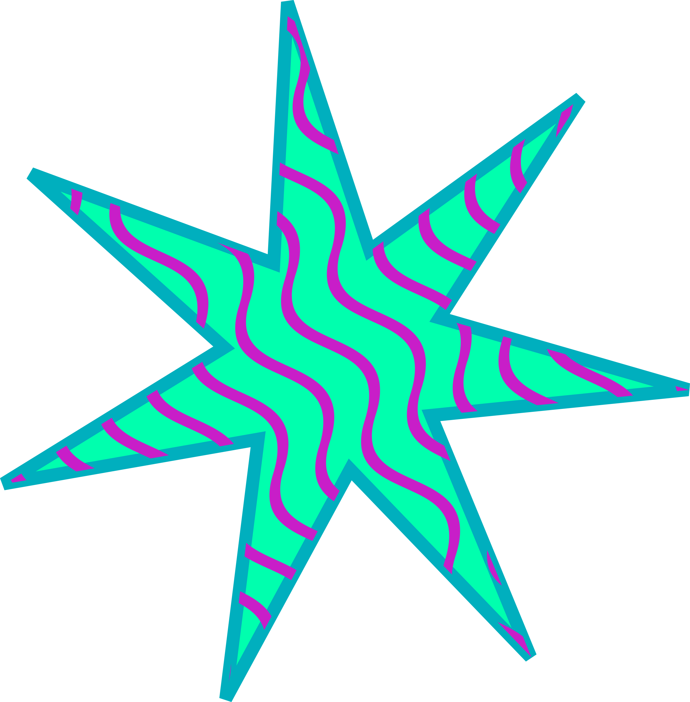 image library library 90s clipart. Crazy star big image.