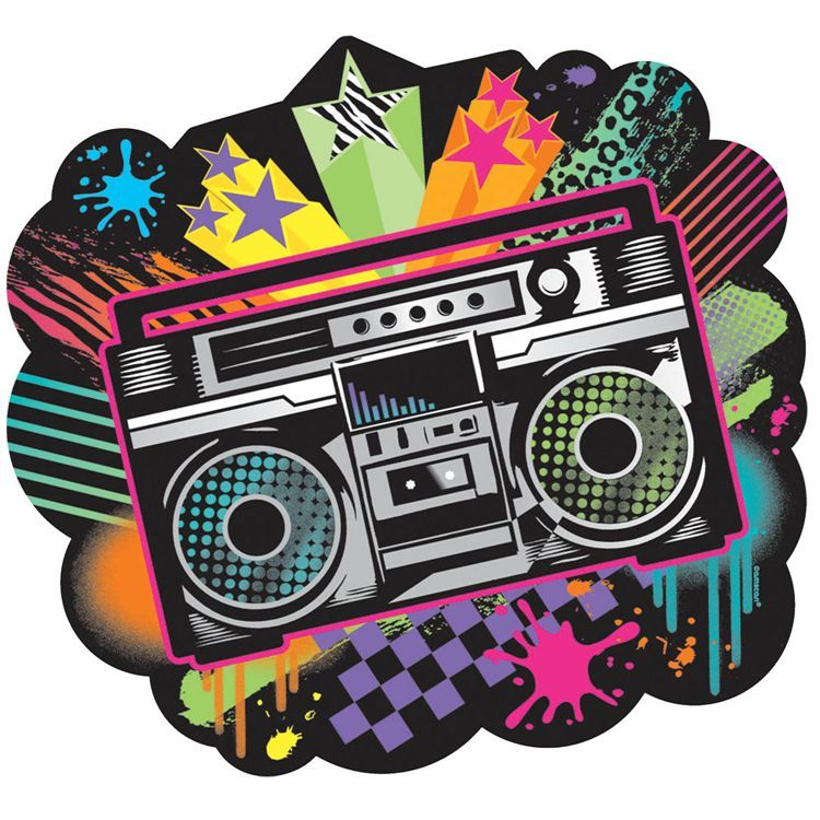 picture 90s clipart boombox.  s transparent free.