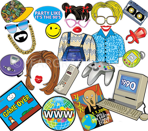 picture transparent stock 90s clipart sixty.  s transparent free