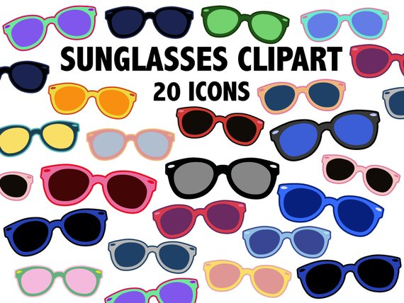 clip art black and white 90s clipart sunglasses. Printable summer icons