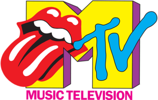 vector black and white Raw hollywood mtv to. 90s clipart throwback