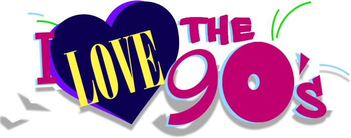 clip freeuse download 90s clipart throwback. I love s tour