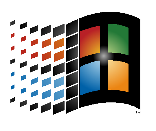 jpg black and white download 90s clipart windows 98. Hardware retro sensei going