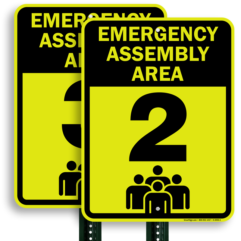 jpg free Assembly area fire drill. 911 clipart emergency sign