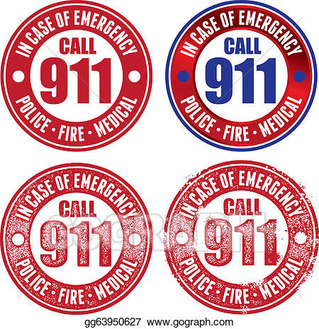 png royalty free download Eps illustration call for. 911 clipart fire emergency.
