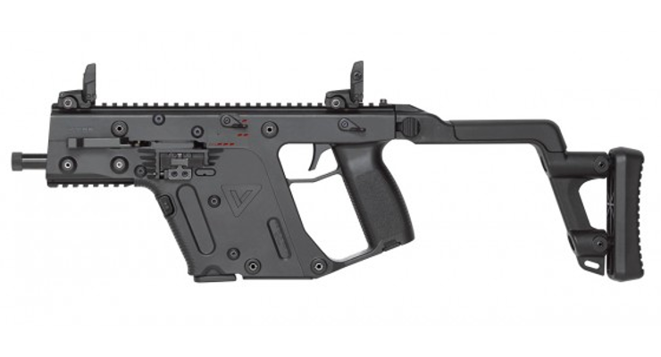 image stock 9mm vector. Kriss gen ii in.
