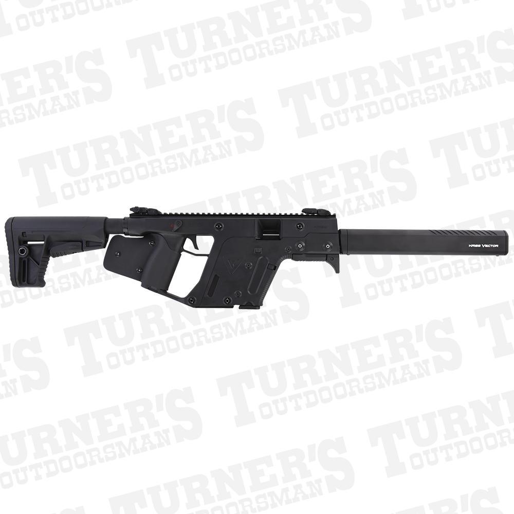 clip art freeuse library Vector carbine submachine gun. Kriss crb gen mm