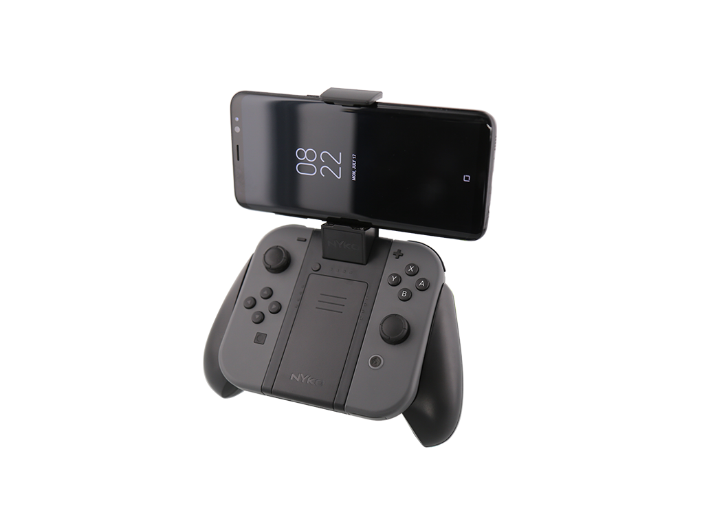 free library Clip Grip Power for Nintendo Switch