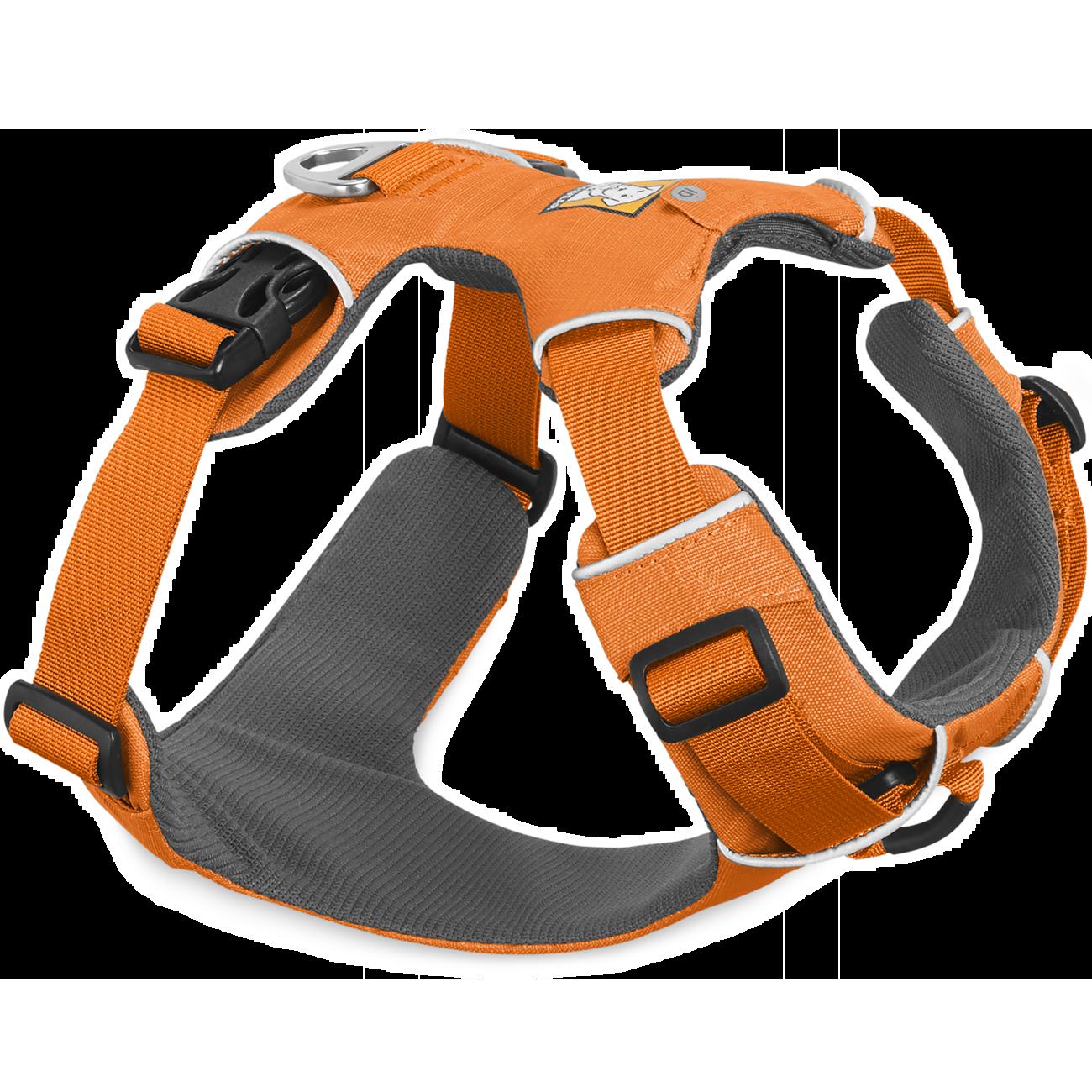 svg library stock Buckle clip harness. Ruffwear front range dog