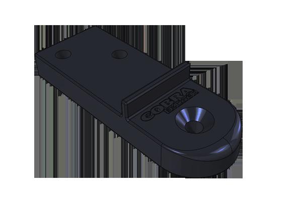 clipart black and white Board clip plastic. D lock clips for
