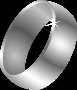 vector free stock Mens Silver Ring Clip Art at Clker
