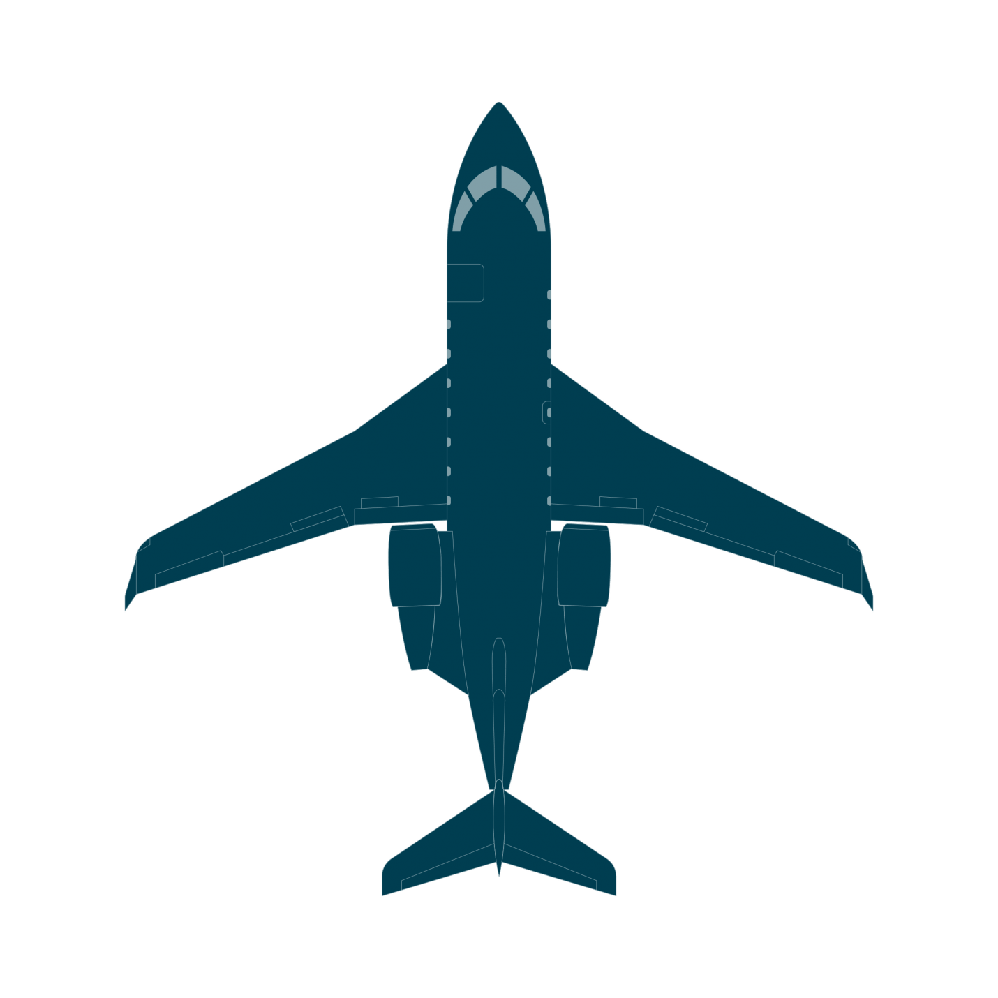 png library Vector aviation perth. Challenger bombardier business aircraft