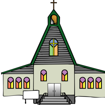 graphic free download A clipart church. Steeple catholic free on.