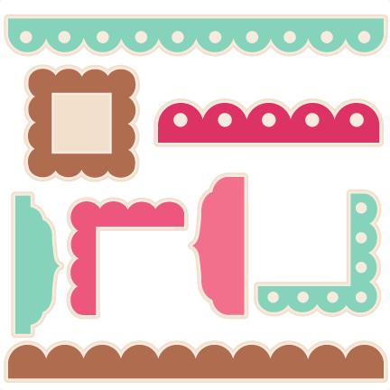 png transparent library Miss kate cutables freebie. Rectangle svg cute