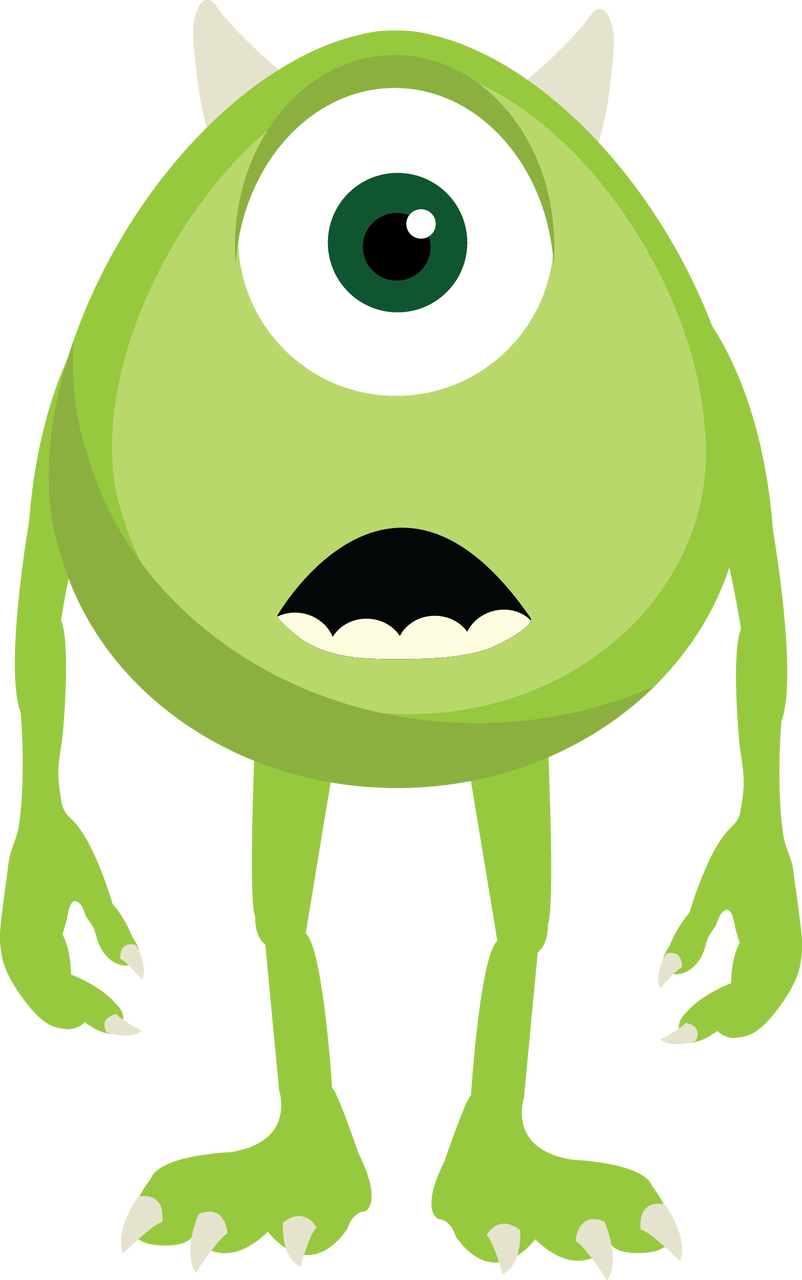 clip art freeuse library Slime clipart scary. Ppbn designs green monster