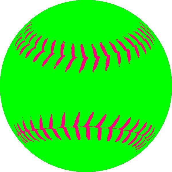 svg transparent Green clip art at. A clipart softball.