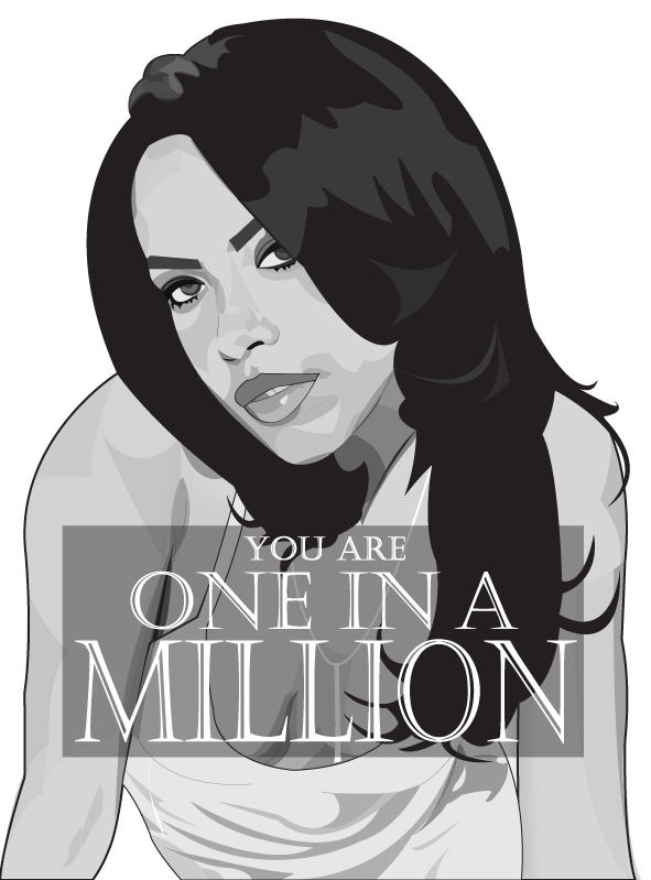 image freeuse Aaliyah Illustration Submission on The Art Institutes Portfolios