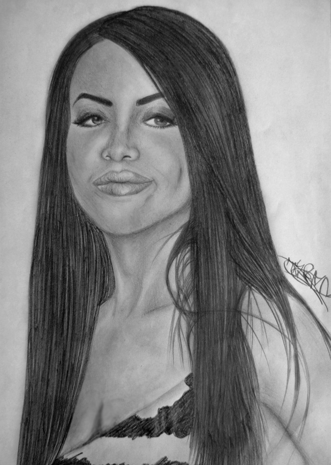 image library download Aaliyah