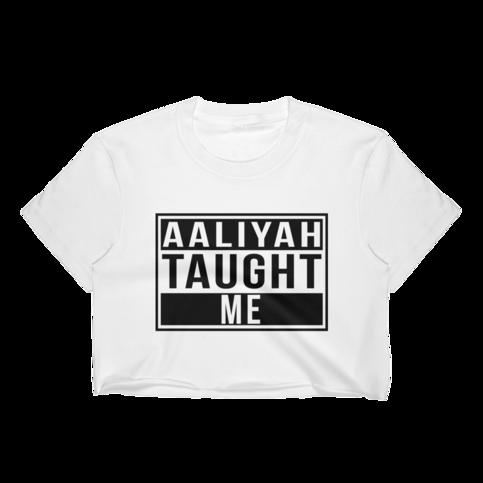 image transparent Aaliyah Taught Me