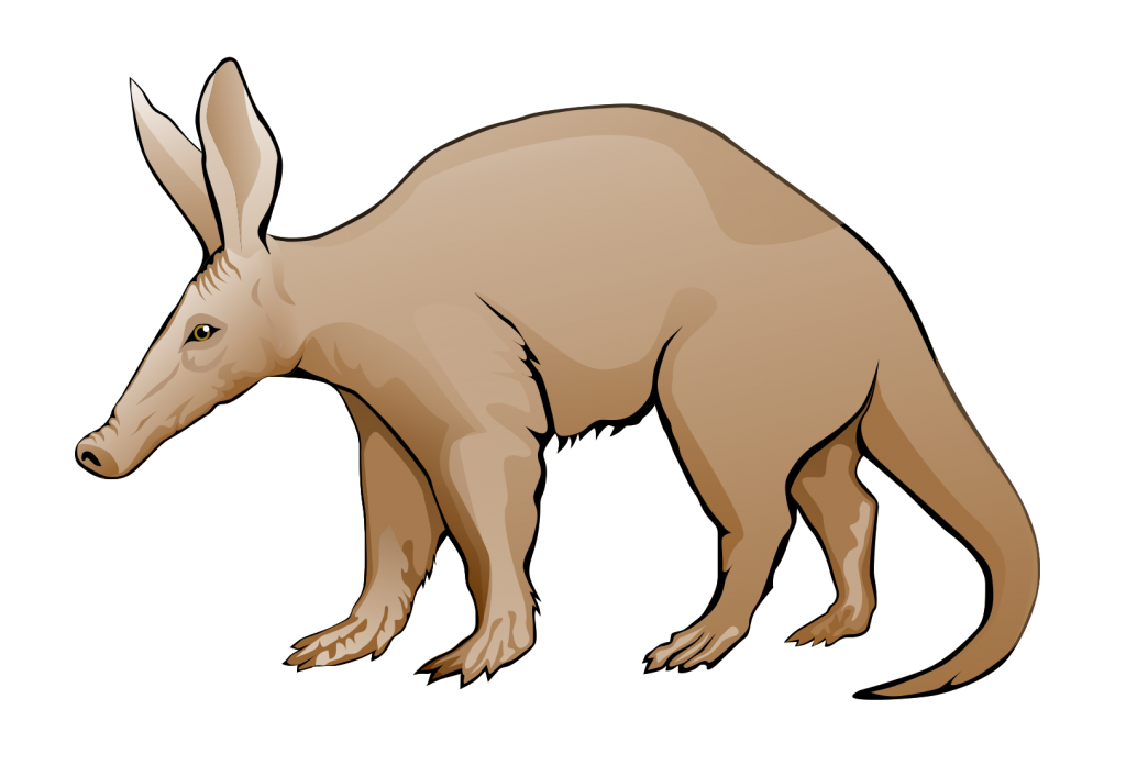 jpg free stock Anteater Clipart at GetDrawings