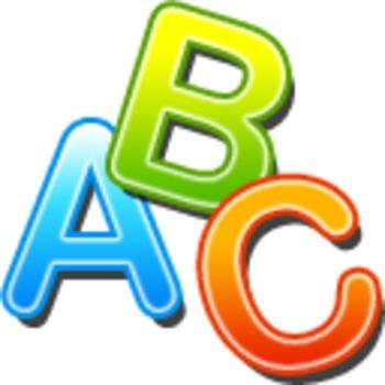 clip download Abc clipart. Icon