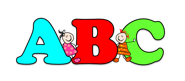 banner freeuse download Abc clipart.  collection of for