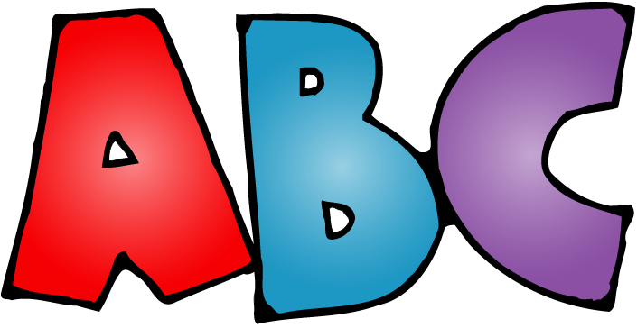 banner Clip art free pictures. Abc clipart math
