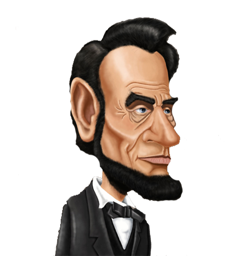 clip transparent Abraham lincoln clipart aberaham. Free on dumielauxepices net