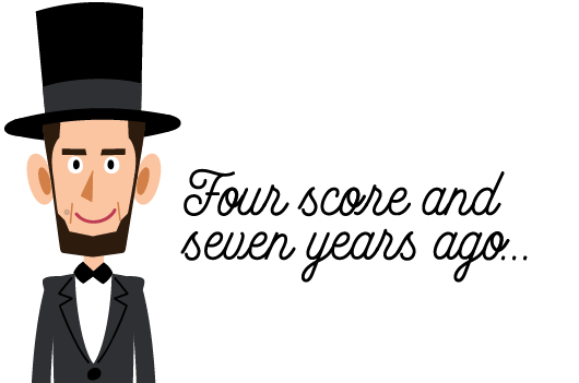 graphic black and white library Abraham lincoln clipart lincoln's birthday. Unit study supplement u