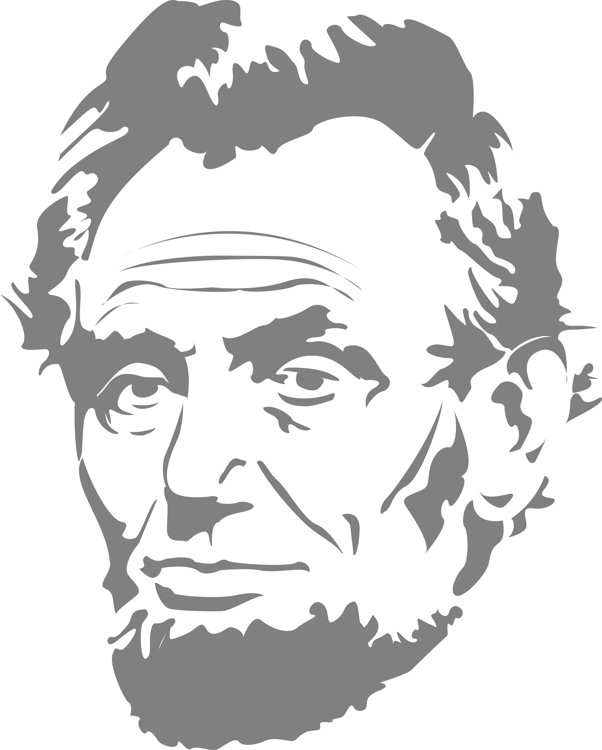 jpg transparent library Abe icons png free. Abraham lincoln clipart sad