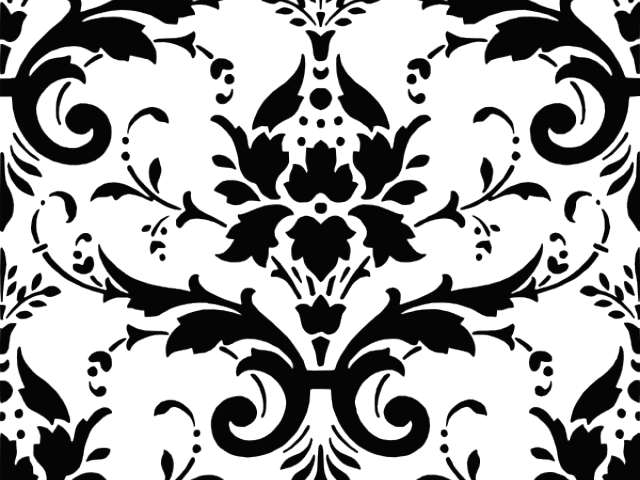 clip royalty free library Damask free on dumielauxepices. Accents clipart dtp