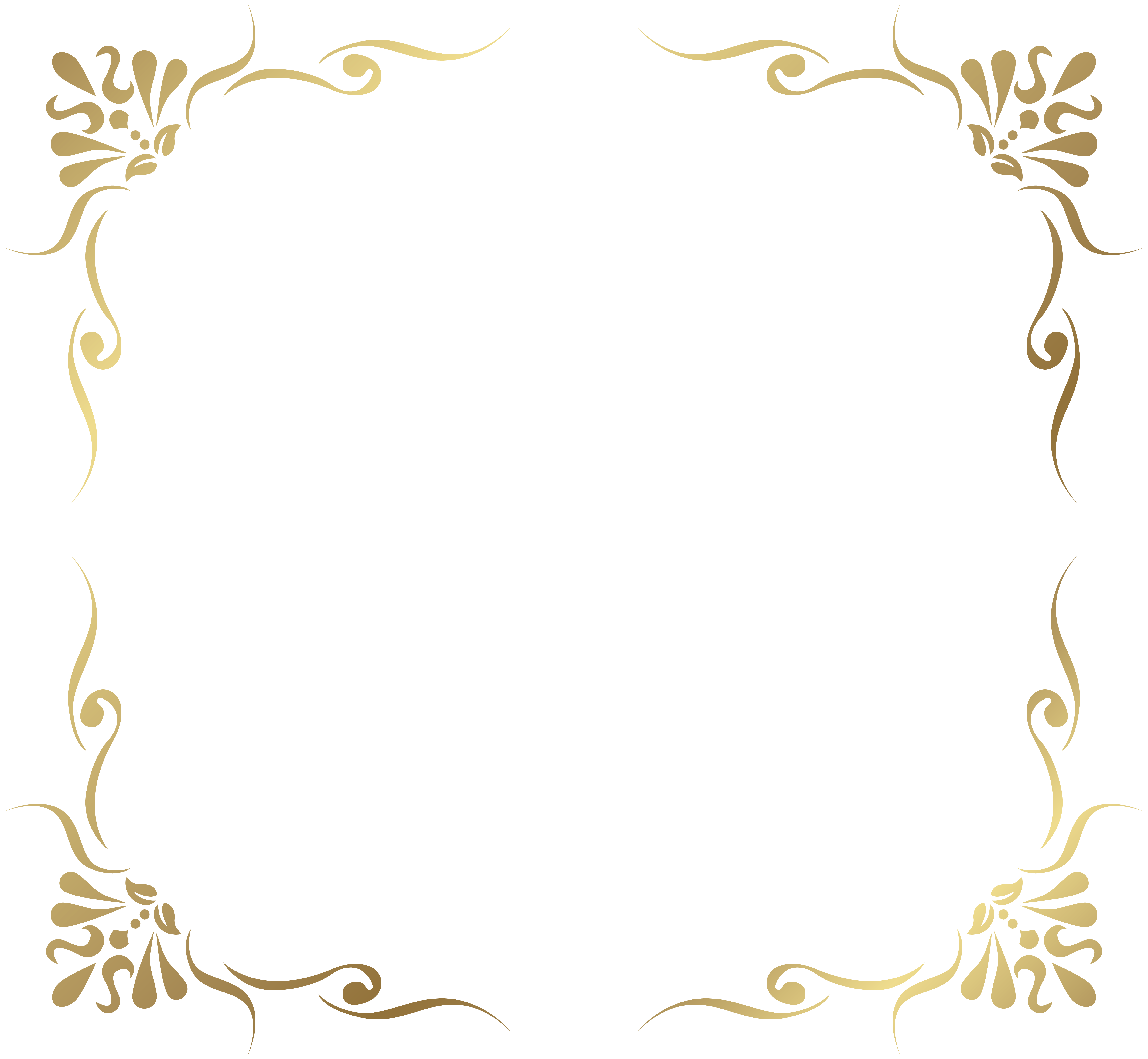 png transparent stock Transparent decorative frame png. Classic clipart country border.