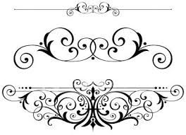 clip black and white stock Accents clipart text. Pin on designs patterns