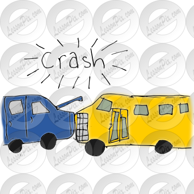 clip library download Accident clipart. Car crash picture for