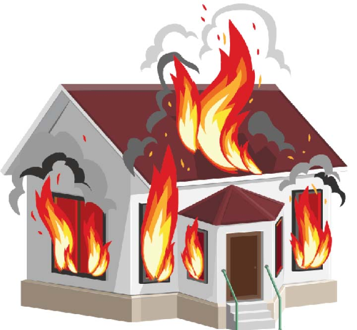 jpg library library Portal . Accident clipart fire accident