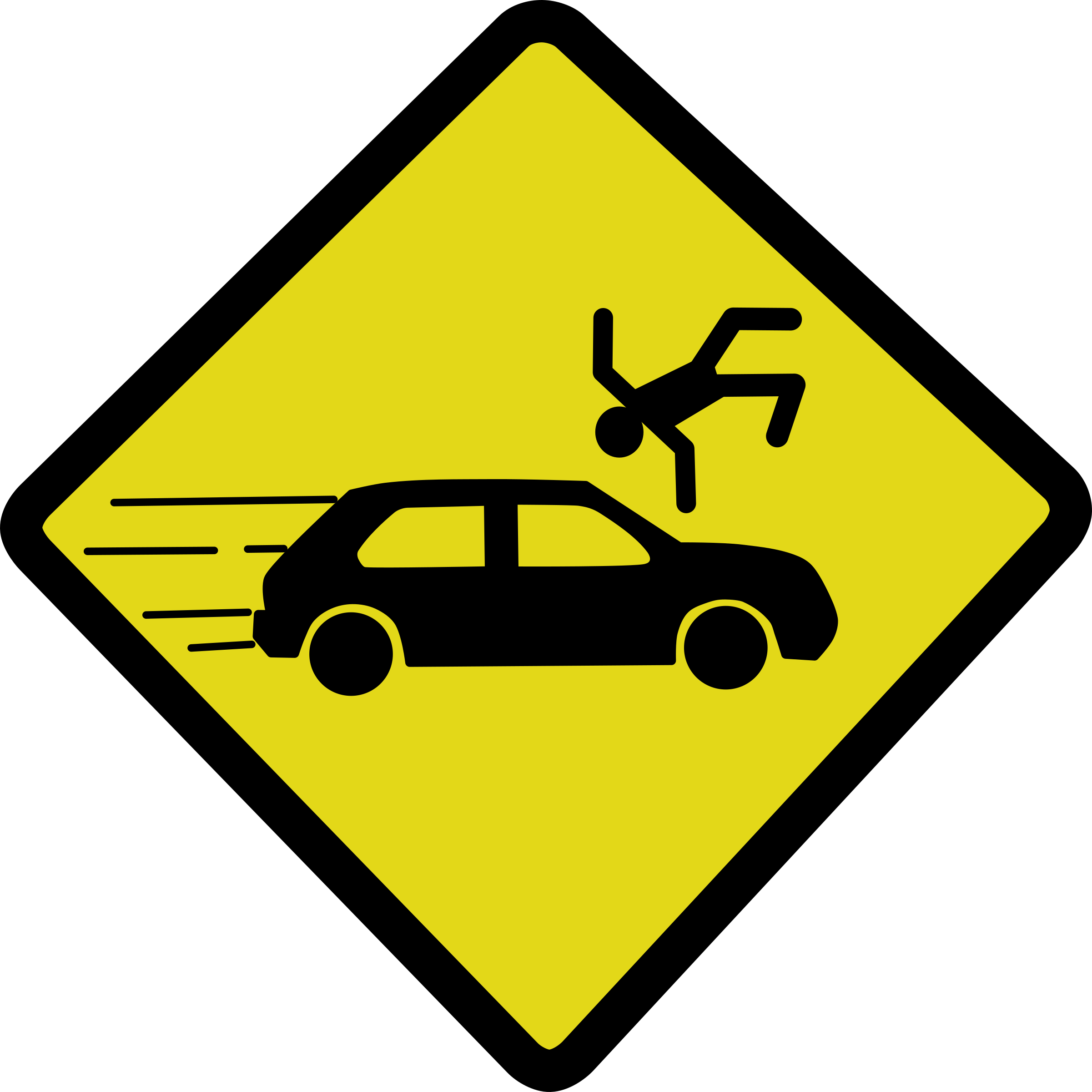 free Accident clipart personal accident. Car sign icons png.