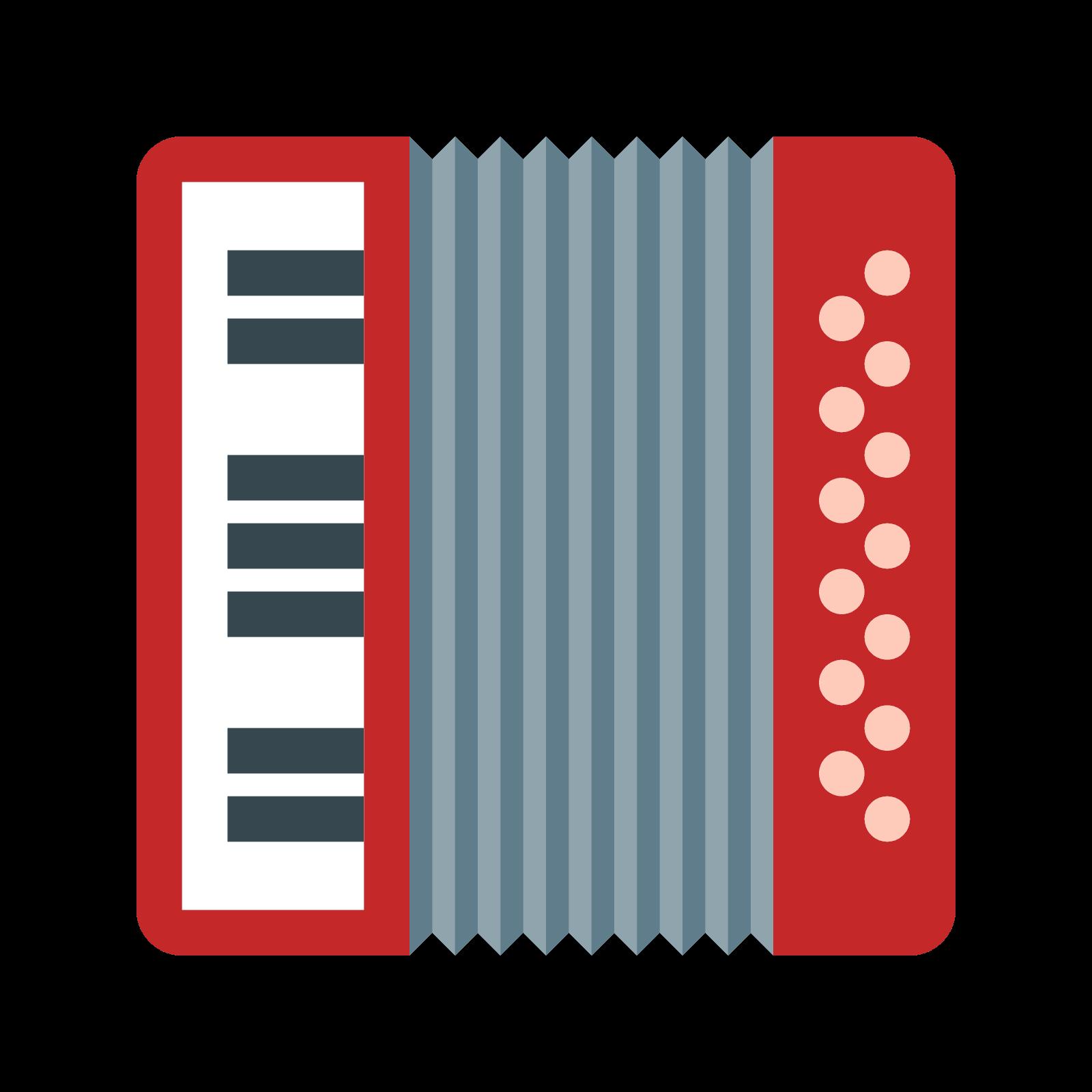 clip library stock Russian Accordion Icon