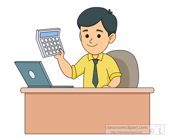 vector free download Accounting clip art pictures. Accountant clipart