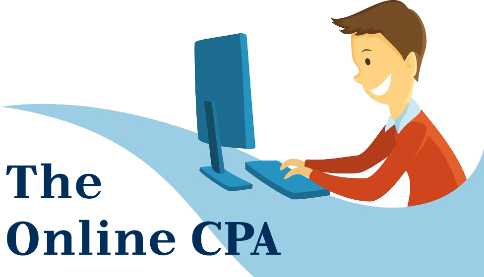 jpg royalty free Accountant clipart tax preparer. The online cpa is