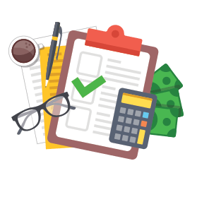 picture transparent library  collection of pictures. Accounting clipart