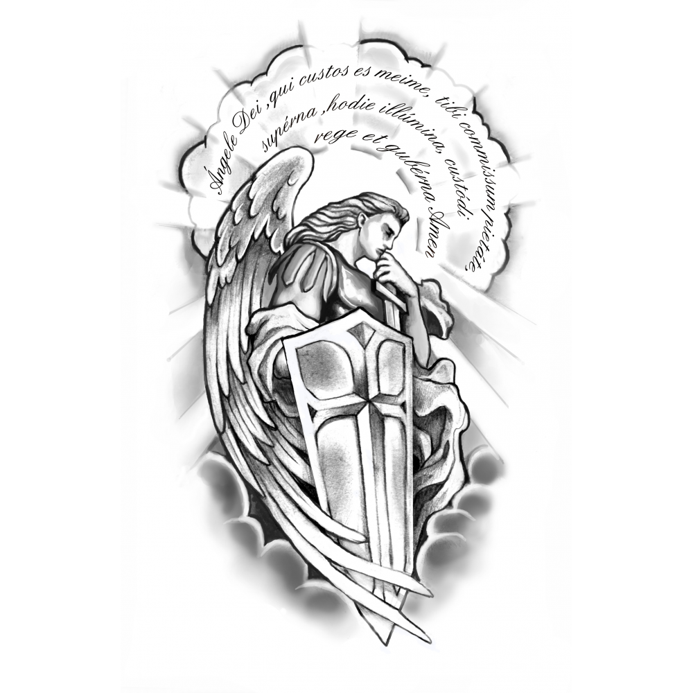 clip art black and white stock Black And Grey Tattoo Sleeve Ideas