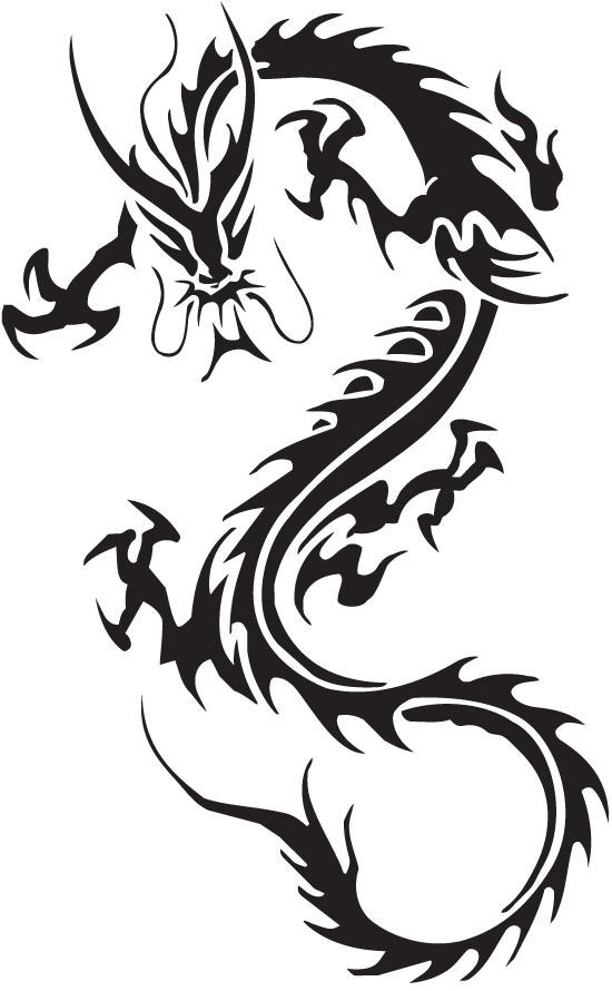 freeuse library Chinese Dragon Png by znaiguang