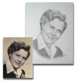 graphic freeuse Portraits by patty hall. Drawing charcoal child