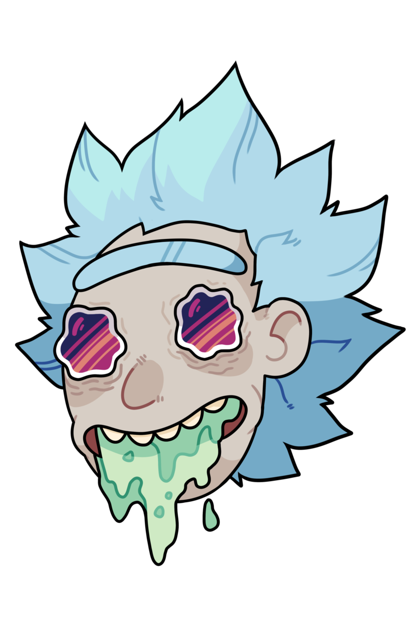 banner library Rick and Morty